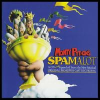 MONTY PYTHON SPAMALOT - ORIGINAL BROADWAY CAST MUSICAL SOUNDTRACK CD Album *NEW*