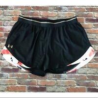 Under Armour Women's UA Play Up 3.0 Upstream Camo Shorts XS  4190