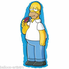 "29"" The Simpsons Homer Simpson Character Party Foil Supershape Balloon"