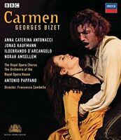 Carmen Royal Opera House Pappano [Blu-ray] [2008]
