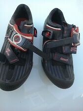 Cycling Road Shoes by Bontrager Carbon Soles with Cleats Size UK8.5 Model RXL