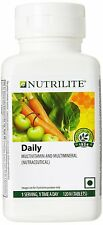Amway Nutrilite Tablets Daily - 120 Number - Free Shipping Worldwide