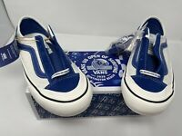 NEW Vans US Open Of Surfing Style 36 Decon True Blue Size Men's 9.5 Women's 11