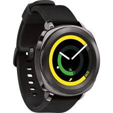 Samsung Galaxy Gear Sport Watch Black SM-R600 Smartwatch Water-resistant 50M