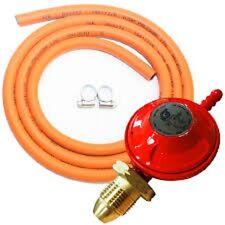 LPG/PROPANE/ BOTTLE GAS PIPE WITH REGULATOR
