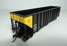 Bowser Pepx (Yellow Rotary Coupler End) Hopper Cars (3 car set/ 3 car #) R-T-R