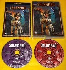 SALAMMBO' Pc Versione Ufficiale Italiana Salammbò ○○○○○ COMPLETO