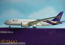 Hogan Wings 1:200 Boeing 787-8 Thai Airways LI0236GR + Herpa Wings Katalog