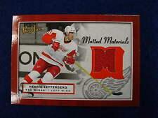 2005 Bee Hive Henrik Zetterberg jersey card   Red Wings   jsy gu  mm-hz