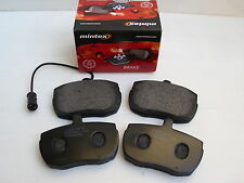 "LAND ROVER DISCOVERY 200TDI FRONT BRAKE PAD SET ""OEM - MINTEX""  - 89 TO 94"