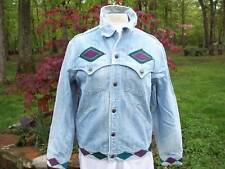 Vintage Denim Jacket Acid wash Soft Rocker Indie Levis Blues M