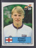 Panini - Euro 88 - # 168 Stuart Pearce - England