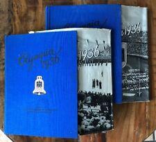 Sammelbildalbum Olympia 1936 Berlin Garmisch-Partenkirchen Band 1+2 mit Einband