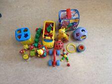 Kleinkind Spielzeug konvolut, gebraucht