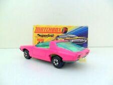 Altri modellini statici di veicoli Matchbox Superfast