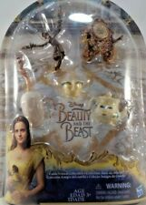 Disney Beauty And The Beast Castle Friends Collection Chip Potts Cogsworth New