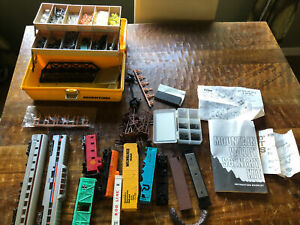 HO Misc Train Parts, Train Cars And Accessories