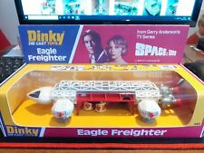 Dinky Toys Space 1999 Eagle Freighter.