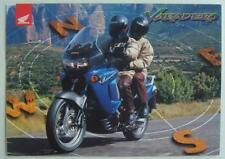 Brochures Paper XL Honda Motorcycle Manuals & Literature