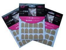 3 Sheets 60pcs Nail Double-sided Adhesive Taps For Nail Tips False Nails Art