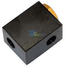 """1/2"""" BSP Pneumatic Quick Exhaust Valve Quick Release Air Aluminum Alloy QE-02"""