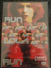 Run Lola Run (Dvd, 1999, Original in German) New and Sealed