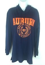 NEW Victoria Secret Womens Auburn Tigers Hoodie Long Sleeve Shirt Top Size S