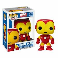 MARVEL Universe Iron Man Bobble-Head POP Figura in vinile (04)