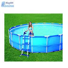 58330 Scaletta di sicurezza cm 107 3 gradini Bestway piscina piscine fuori terra