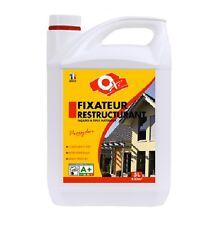 FIXATEUR RESTRUCTURANT SUPPORT FOND POREUX RENOVATEUR FACADE OXI PROXYDUR 5L