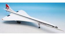BAe Concorde British Airways red tail G-BBDG a metal model in 1/200 from Hogan