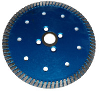 "5"" Diamond Blade Turbo for Cutting Granite Stone Marble Concrete Masonry"