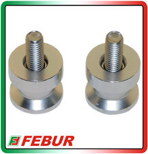 NOTTOLINI FORCELLONE ALZAMOTO CAVALLETTO M8 HONDA VTR 1000 SP1/ SP2 ARGENTO