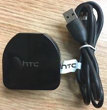 genuine original HTC micro usb charging cable + adaptor