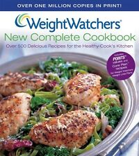 Weight Watchers New Complete Cookbook, Third Edition by Weight Watchers