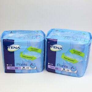 TENA Maxi Pants. MEDIUM. Case of 2. Qty 20 Pants. Unisex