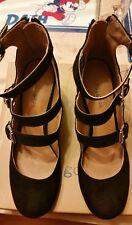 Indigo Shoes for womens.  Size 6.5. Black color.  Re. 69.99.