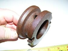 Old GALLOWAY ROUND ROD Hit Miss Gas Engine GOVERNOR COLLAR Magneto Ignitor NICE!