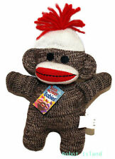 Schylling Sock Monkey Baby BROWN SALE!
