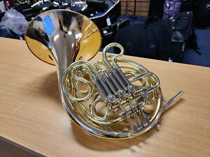 Eastman EFH-520 4-Valve F/Bb Full Double French Horn (used, fully serviced)