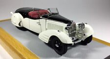 CHROMES 073 - Bugatti Type57 Roadster Gangloff sn57217 Original Car black  1/43