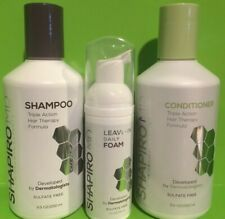 Shapiro MD Shampoo and Conditioner - for Hair Growth