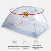 90*120cm Baby Infant Kids Bed Canopy Mosquito Net Toddlers Cot Netting Mesh Tent