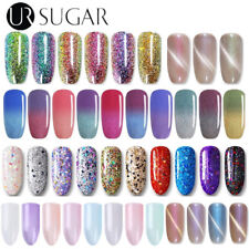 7.5ML Nail Art Vernis à Ongles Semi-permanent Gel Polish UV Manucure UR SUGAR
