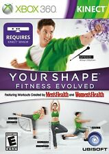 Your Shape: Fitness Evolved - Xbox 360 Game