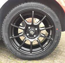 Alloy Wheels All Season Tyres Sparco Allassetto Gara Black Tracmax 16 Inch