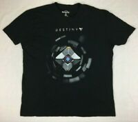 Bungie - Destiny Black T-Shirt - Mens - Size XXL