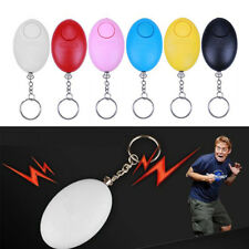 Self Defense Keychain Personal Alarm Emergency Siren Song Survival Whistle Hot