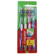 Colgate Premier Toothbrush Multi Family Pack Of 4 Medium Perfect For Holidays