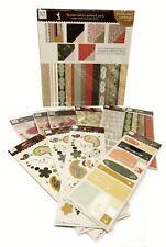 Bulk Lot #38 Heidi Grace Maple Crest Ct. Paper Stickers Die-Cuts total 636 pcs